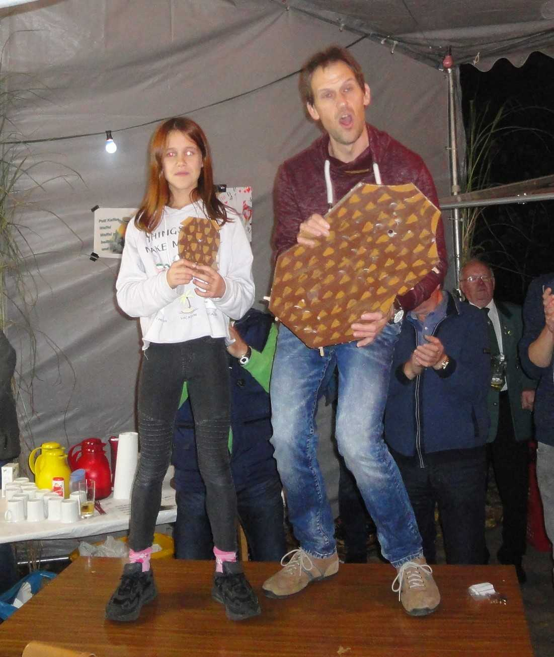 Herbstzauber in Borgloh ein voller Erfolg