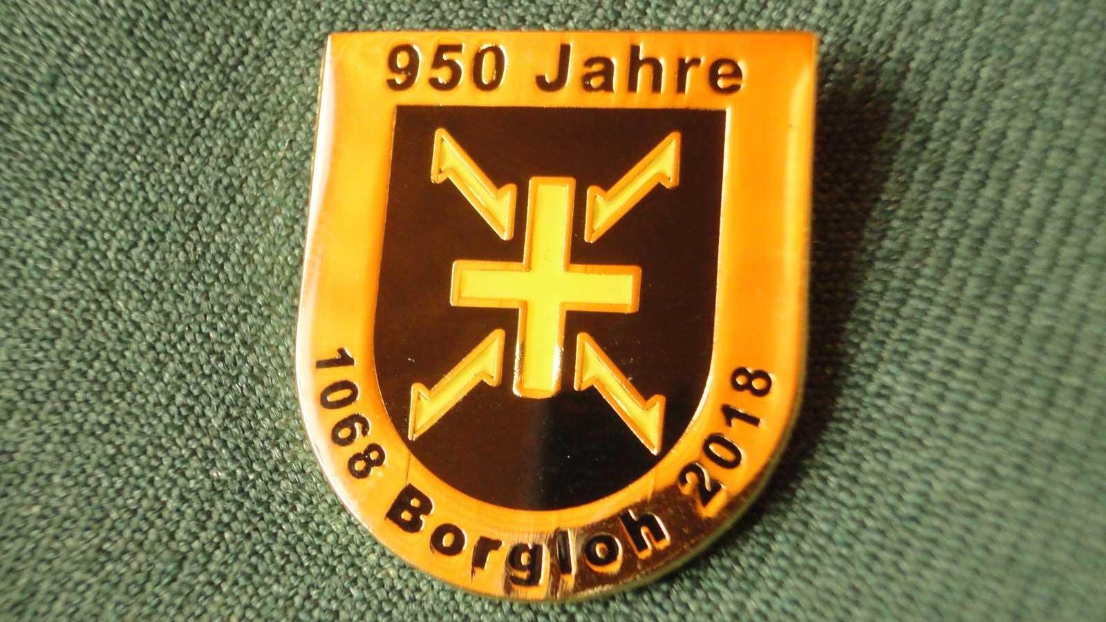 950 Jahre Borgloh, wir sind dabei